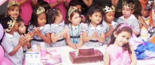 Cumpleaños Ariana Katalina Rangel Castro