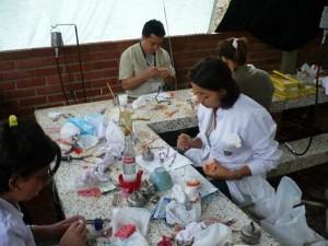 Todos los viernes se realizan actividades culturales en esta fundación.
