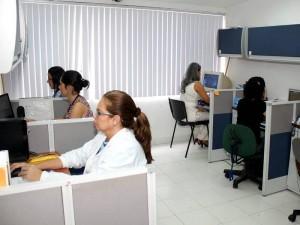El centro de estudios clínicos cuenta con todo el personal capacitado y profesional.