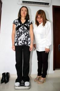 El sentido social basado en sus estudios médicos, son los primordial para esta pareja de especialistas en reumatología.