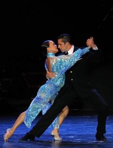 Tango en el Pedro Gómez Valderrama.