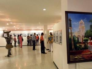 Exposición fotográfica del artista Fredy Barbosa.