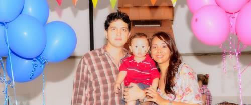 Cumpleaños Alejandro Arenas Ochoa