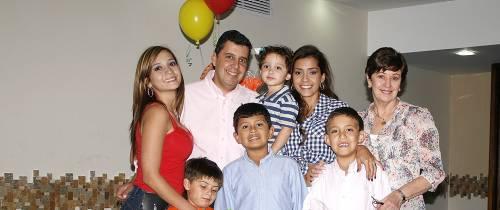 Cumpleaños de Felipe Andrés Mutis Laiton