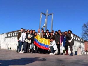 Testimonio de estudiantes en el exterior.