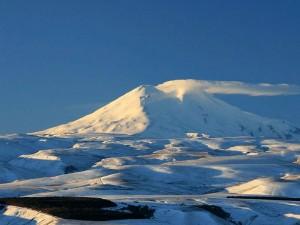 Monte Elbrus.