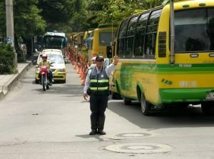 Tránsito de Bucaramanga decidió abolir el contraflujo en la carrera 33