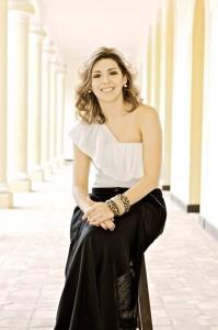 A sus 32 años, Luis Fernanda es la directora de uno de los eventos más destacados de la moda en Colombia, el SFW.