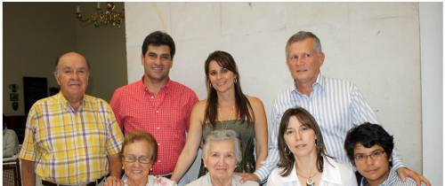 Celebración familiar
