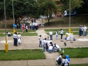 El parque de Leones luce una nueva imagen más limpia y ordenada.