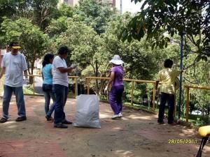 Entidades municipales permanecieron en una jornada de 8 a. m. a 12 m.