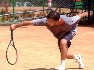 La inauguración oficial del Torneo de Tenis Club Lomas del Viento.