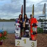 Torneo de Wakeboard en Acuarela