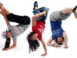 Se estará realizando en el gimnasio Progym un taller de hip hop.