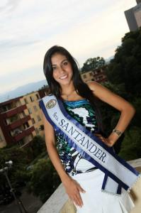 Señorita Santander 2011-2012