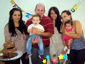 Nathalie Campillo P., Gerardo Forero, Samuel Forero, Laura M. Celis, Natalia Sanabria e Isabella Galván.