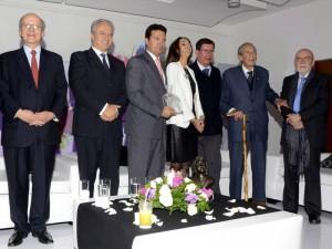Ex ministro de Medio Ambiente, Manuel Rodríguez Becerra y otros.