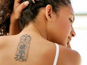 Cargar con un tatuaje que ya no es de su agrado, no parece ser un problema en la actualidad.