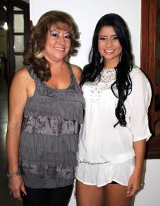 Maritza León Álvarez y Silvia Juliana Cortes León.