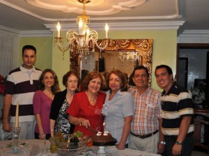 Guillermo Camacho y otros.