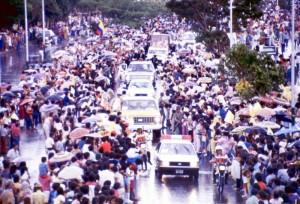 Hace 25 años Juan Pablo II pisó Santander