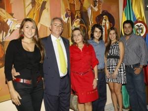 Natalia Villamizar y otros.