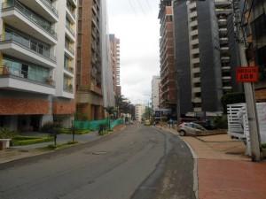 Carrera 39 entre calles 48 y 49