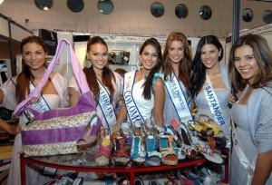 La feria contó con cerca de 600 expositores, 150 compradores  internacionales, invitados especiales de Italia y Centroamérica.