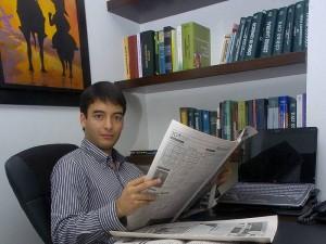 Para la siguiente edición de 'Crónica Jurídica', Fuad y su equipo preparan entrevistas exclusivas con Gustavo Petro y Carlos Galán.