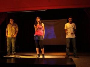 El grupo presenta por estos días en la ciudad la obra 'Sexo solo para atrevidos'.