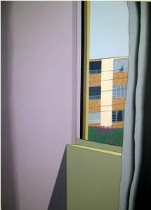 Obra titulada 'Buscando horizontes', de Cindy Martínez.