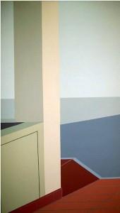 Obra titulada 'Tarde conversadora', de Cindy Martínez.
