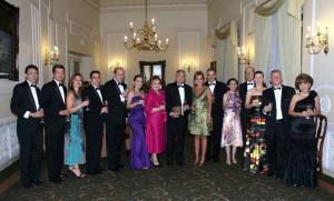 Se realizó la fiesta de aniversario de los 138 años del Club del Comercio.