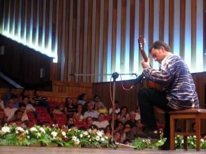 El recital de guitarra es liderado por la UIS y la facultad de Música de la Unab.