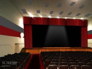 Este es el nuevo teatro de la ciudad: Corfescu.
