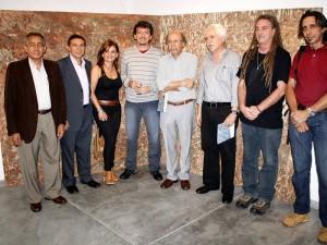 Víctor Hugo Parra, Sergio Angulo, Luz Marina Ramírez, Pablo Alfonso Rincón Zafra, Gabriel Hernández, Luis Fernando Sarmiento, Carlos Eduardo Serrano y Freddy Barbosa.