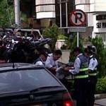Operativos de la Dirección de Tránsito de Bucaramanga