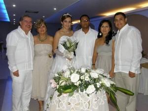 Jairo Rangel Bernal, Martha Díaz Gualdrón, Mayra A. Díaz Becerra, Luciano R. Beleño, Yaddy A. Ariza y Julio César Robles.
