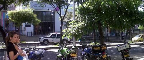 Más respeto con las zonas peatonales