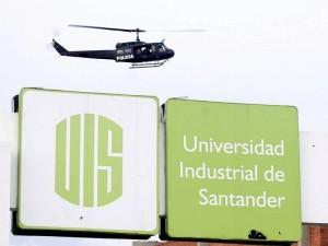 Los disturbios en la UIS de las últimas semanas han generado variadas opiniones. (Foto: Marco Valencia).