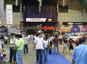 Hasta el 15 de agosto Cenfer tendrá en sus instalaciones el evento Motorshow.
