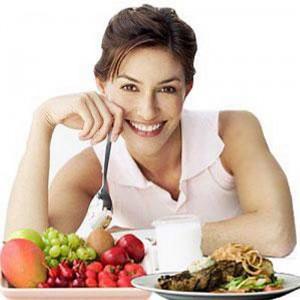 Esto provoca un estímulo prolongado sobre el centro de saciedad lo que disminuye el apetito.