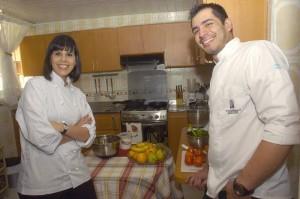 La idea de esta pareja es ofrecer platos innovadores e internacionales que no se han probado en la ciudad.