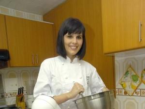 Estudio Cocina Internacional en el Colegio de Cocineros Gato Dumas, de Buenos Aires, Argentina.
