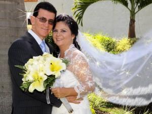 Álvaro Emiro Vargas Castellanos y Claudia Mariela Hernández Navarro.