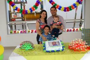 Cumpleaños de Gabriel Orejarena