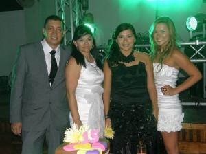Quince años de Daniela Moreno