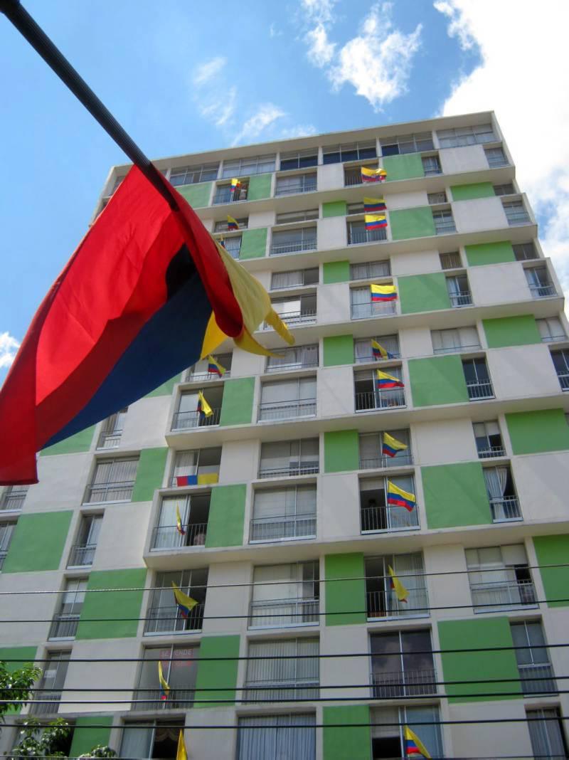Patriotismo en Colombia