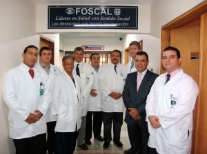 Aristides Sotomayor, Daniel E. Mantilla, Carlos J. Chacón, Oliverio Vargas P., Juan J. Rey, Juan C. Mantilla Suárez, Federico Lubinus, Carlos Becerra y Daniel Lamus.