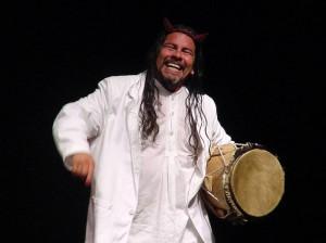 Misael es director del colectivo Ensamble Teatro y maestro de las artes escénicas de la Enad, Escuela Nacional de Arte Dramático.
